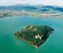 Excursion to 2 Islands inside the Trasimeno Park