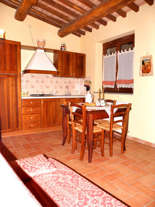 Two room cottage Olivo