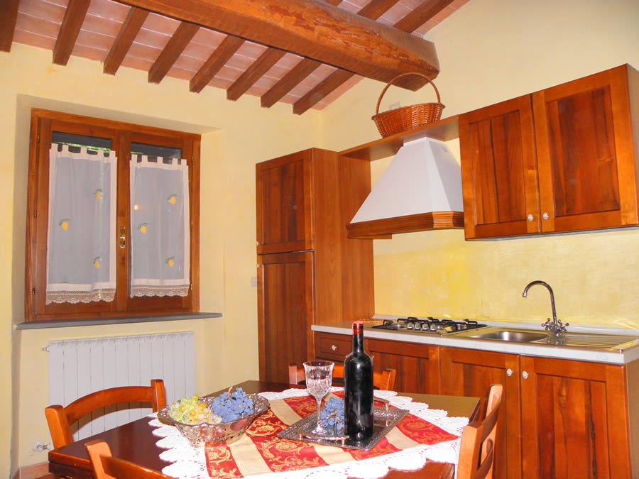 Two-room apartment Olmo